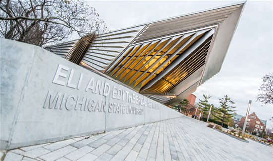 Michigan State University, Eli and Edyth Broad Art Museum