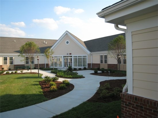 Carolinas Healthcare System Huntersville Oaks Nursing Home