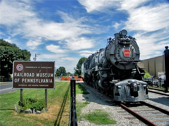 The Strasburg Railroad Museum