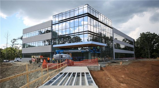 Sealed Air, Office Buildings A&B, Research & Development Building