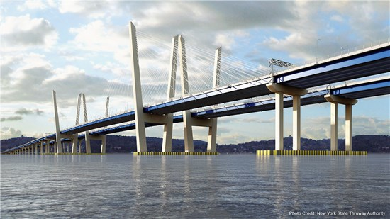 NY Tappan Zee Replacement Bridge