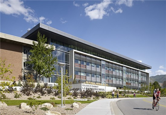 University of Utah, L.S. Skaggs Pharmacy Research Building